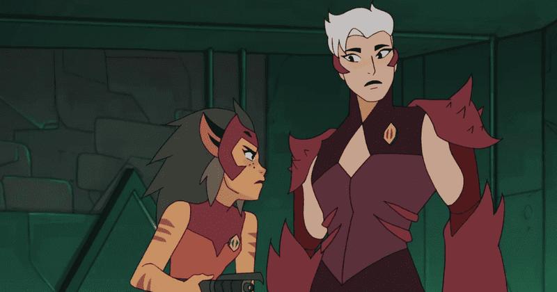 'She-Ra e as Princesas do Poder': Escorpia e Catra oferecem valiosas lições de vida sobre quando é o momento certo para deixar uma amizade tóxica