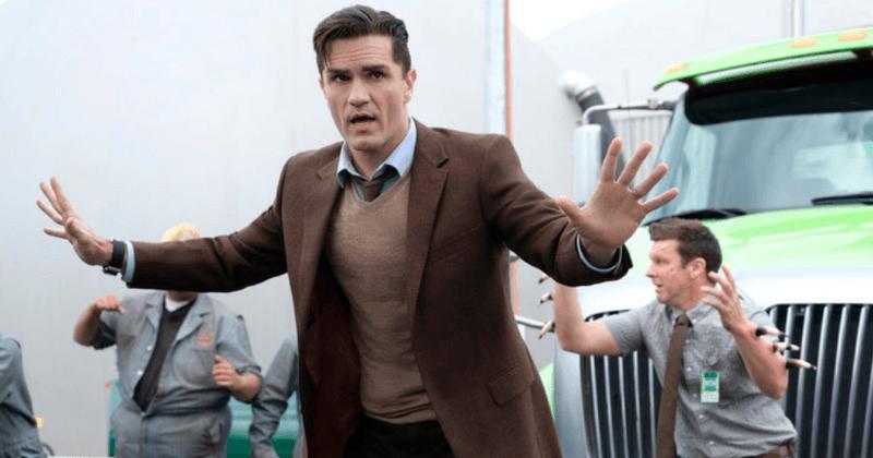 'Supergirl': Sam Witwer o tem, kako njegova epizoda, osredotočena na agenta Liberty, razkriva njegovo zgodbo o izvoru