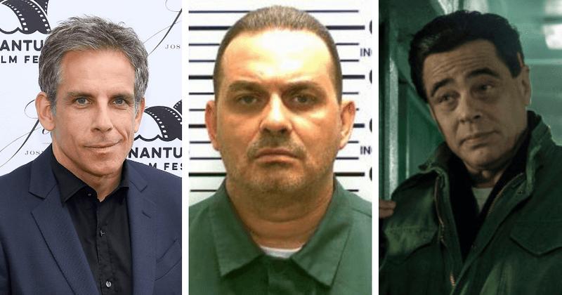 'Escape at Dannemora': šest epizod Ben Stiller sprosti Benicio del Torrojevo 'norost' kot Richard Matt na nas