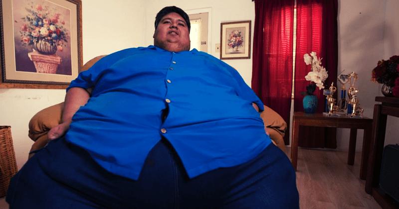 'Moje 600-kilogramsko življenje': Kaj se je zgodilo z Isaacom Martinezom? Vse tragedije, zaradi katerih je ta 23-letnik tehtal 661 lbs