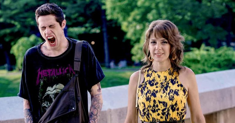 """""""Jimmy Kimmel Live!"""": Pete'as Davidsonas neketina susitikinėti su """"Staten salos karaliaus"""" žvaigžde Marisa Tomei"""