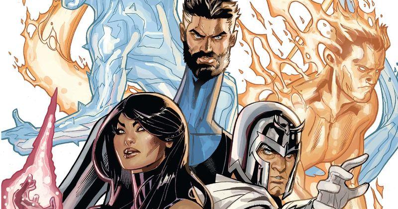 Revisão nº 3 de 'X-Men Fantastic Four': a premissa é confusa, mas ainda tem alguns momentos individuais que se destacam
