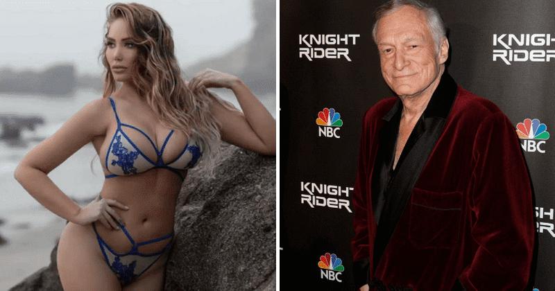 Kas ir Jenna Bentley? Bijušais Playboy modelis saka, ka Hjū Hefners nav bijis sekss ar rotaļu biedriem: 'Viņš datējams tikai ar attēliem'
