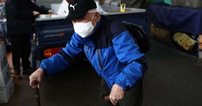 """Das Coronavirus """"Boomer Remover"""" der Marke Gen Z ist für ältere Menschen anfälliger und wird als unempfindlich eingestuft"""