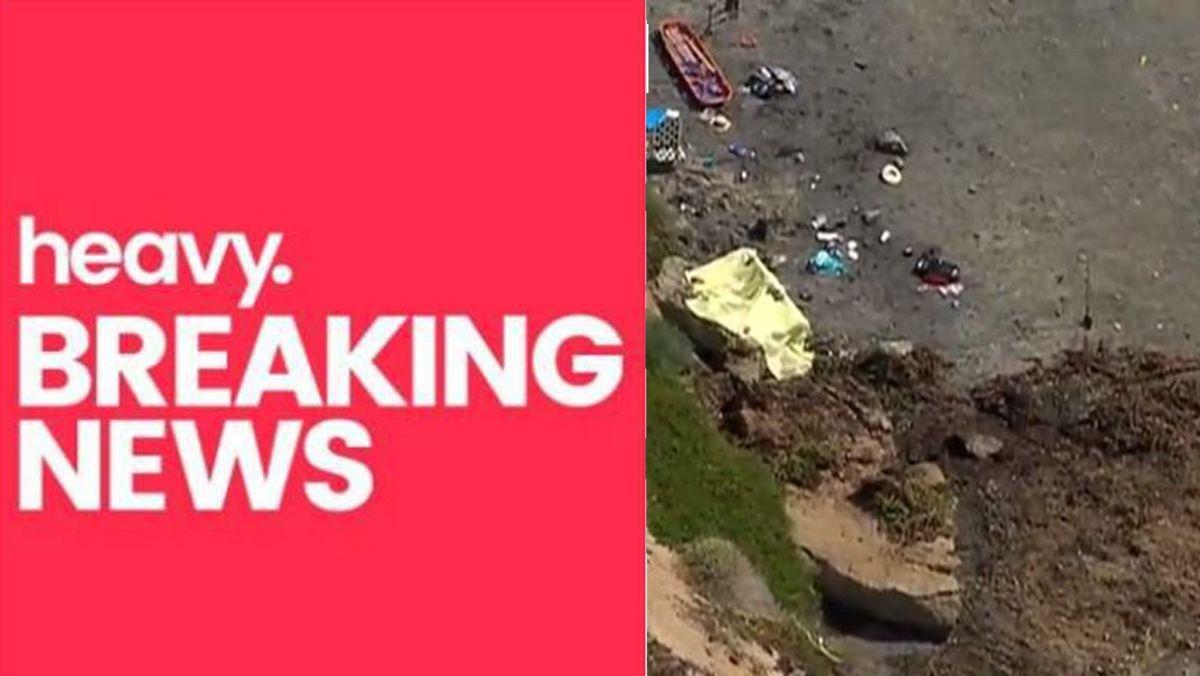 Trys žūsta po uolos žlugimo Encinitas mieste, Kalifornijoje