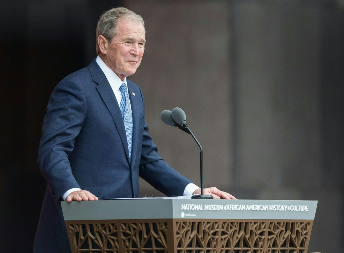George W. Bush votou em Donald Trump ou em Hillary Clinton?