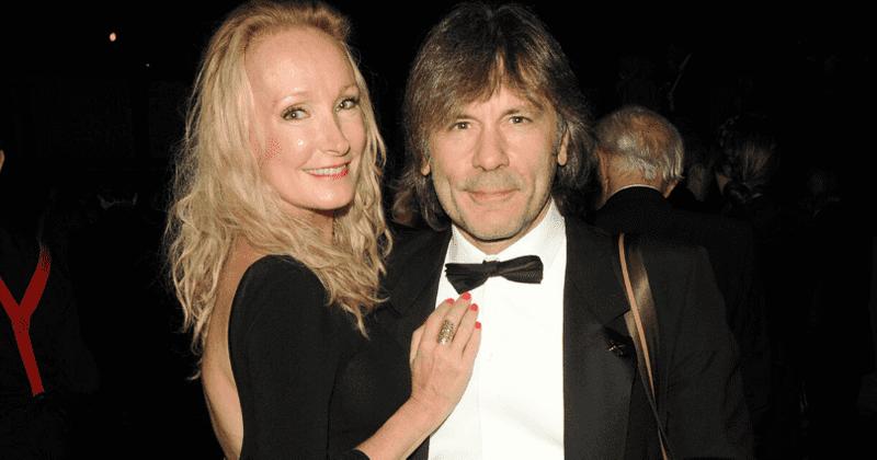 Paddy Bowden, ex-mulher do vocalista do Iron Maiden, Bruce Dickinson, encontrada morta em sua casa meses após a separação
