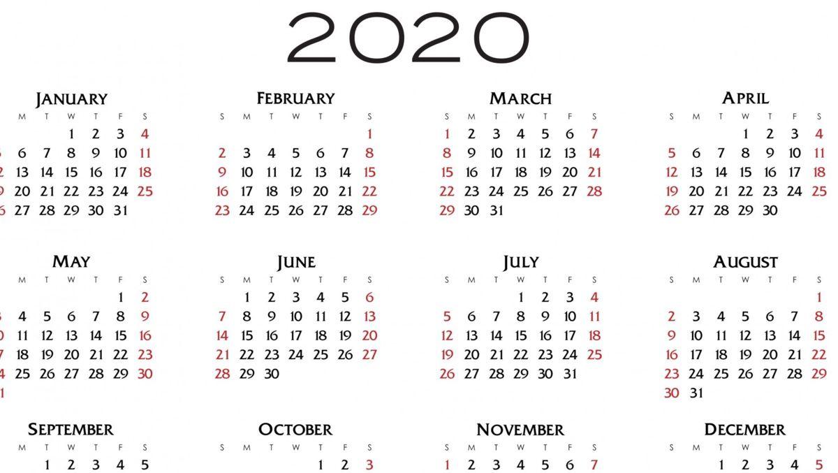An Bliain Léime í 2020?