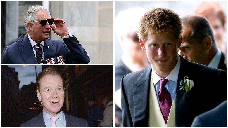 Արքայազն Չարլզն արքայազն Հարրիի իրական հայրն է: