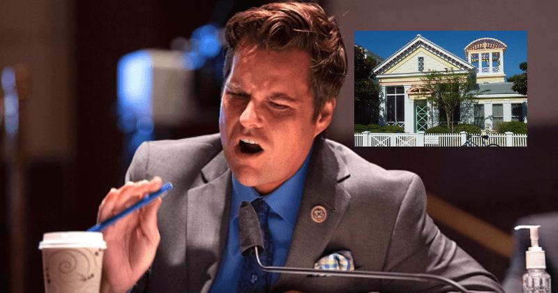 Hva er Matt Gaetz nettoverdi? Inne i Trumps favoritt kongressmedlemmers formue, barndomshus og rikdom