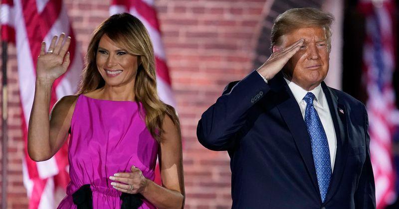 Melania kehakeel näitab Trumpi suhtes kiindumuse puudumist, paar paistab olevat erinevalt Obamast 'iseteadlik': ekspert