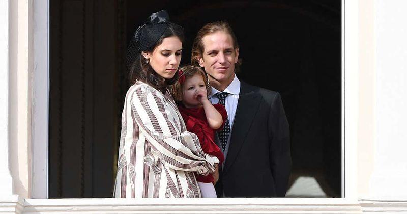 Alerta de bebê real! Andrea Casiraghi e Tatiana Santo Domingo, do Mônaco, dão as boas-vindas a um filho