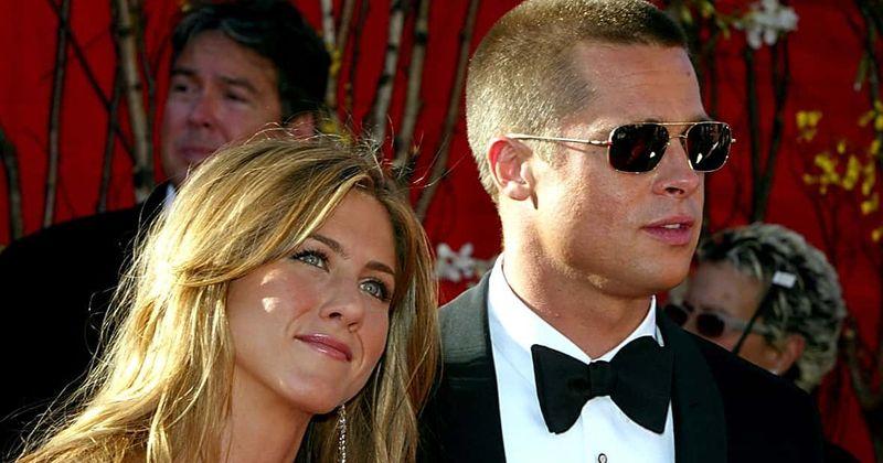 Pretenzijų ataskaita Bradas Pittas ir Jennifer Aniston priėmė dvynukus per surogatinę motiną ir nėra ekstazės prasme.