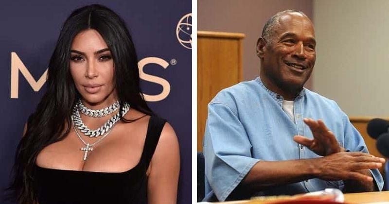 """Kim Kardashian imprezowała w domu OJ Simpsona po jego uniewinnieniu: """"Nawet nie sądziłem, że to wielka sprawa"""""""