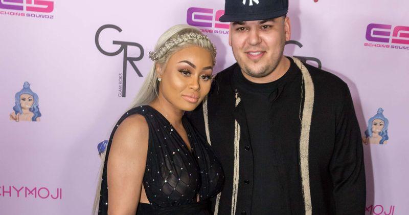 Tyga e Rob Kardashian estão aparentemente pirando com relatos de gravidez de Blac Chyna