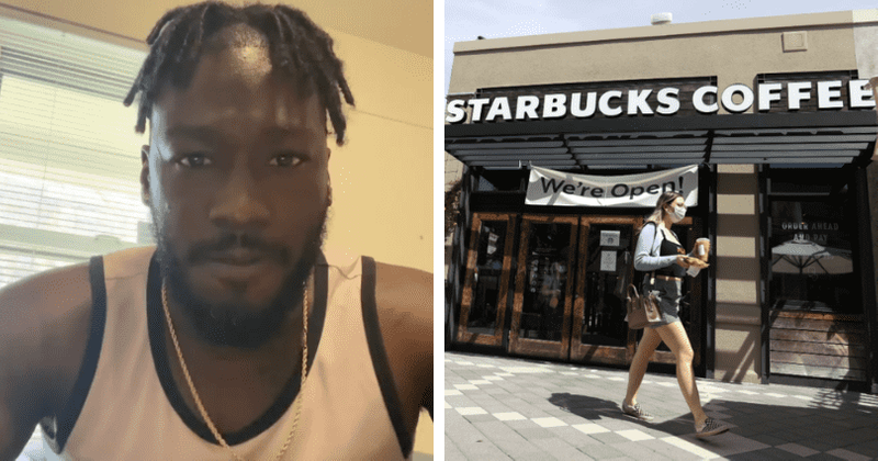 Брайс Уорд кім? Starbucks Black клиентінен Сан-Хосе дүкенінен Covid протоколы үшін шыққанына кешірім сұрайды
