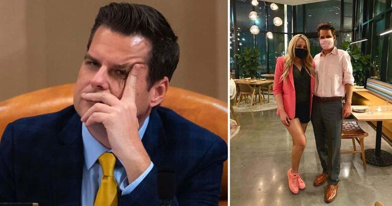 A vida amorosa escandalosa de Matt Gaetz: o tweet 'assustador' de Trump aliado para Tiffany Trump e comentários problemáticos sobre o ex