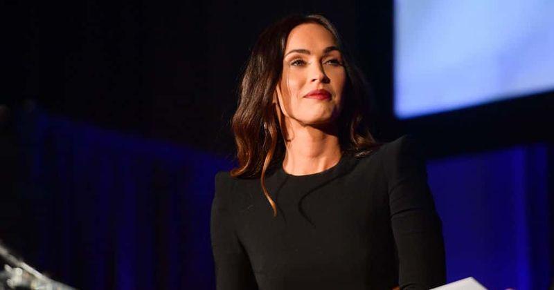 Megan Fox tem vergonha de sua mãe por não cortar o cabelo do filho