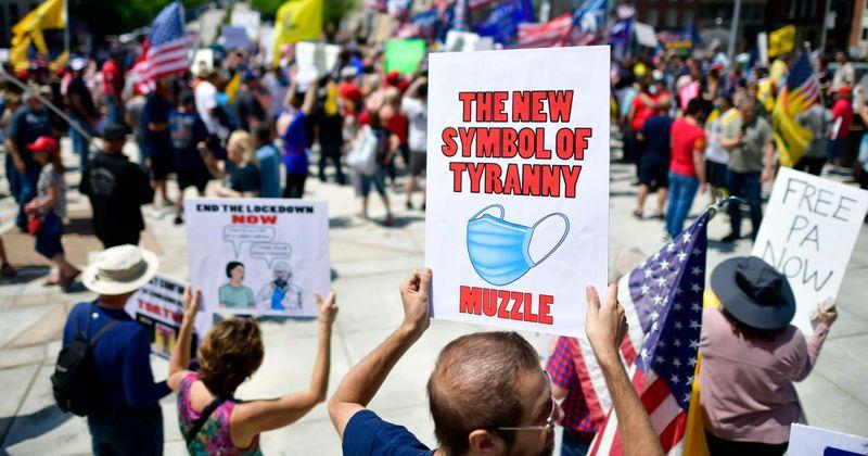 Milijonas be kaukių: Floridoje balandžio 10 d. Vyks kaukių deginimo renginys. Internetas nori, kad valstybė būtų karantine