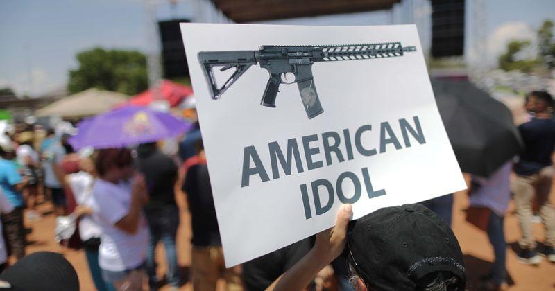 Problema AR-15 da América: o tiroteio de Kyle Rittenhouse destacou ainda mais a história conturbada do país com a arma