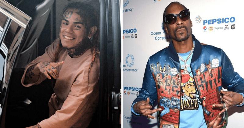 ¿Tekashi 6ix9ine violó la libertad condicional al publicar un fragmento de video sexual de Snoop Dogg? Los fanáticos lo denuncian al FBI