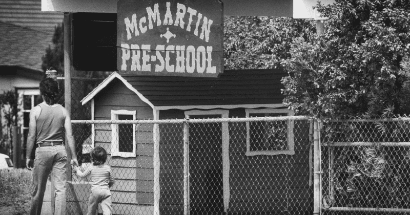 Սկսած սատանայական ծեսերից, երեխաների սեռական բռնությունից, կենդանիների սպանդից մինչև McMartin նախադպրոցական դատավարության ցնցող մեղադրանքները