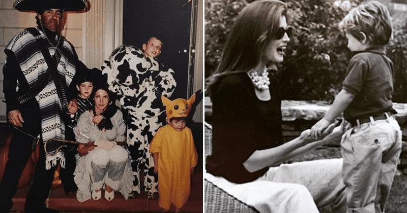 Ստեֆանի Սեյմուրի երեխաները. Հայացք սուպերմոդելի երեխաների կյանքին այն բանից հետո, երբ նա կորցրեց որդուն ՝ Հարի Բրանտին թմրանյութերի գերդոզավորման պատճառով