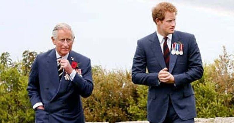 Колико дуго ће Харри остати у Фрогморе Цоттаге-у? Принц Чарлс да 'проведе време' са сином и шета око Виндсора