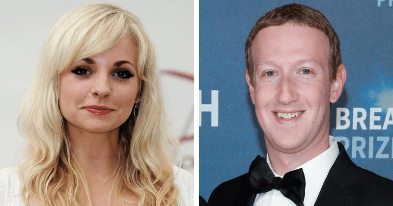 Georgia Tennant- ը սպառնում է «շաղ տալ» Zուկերբերգի աչքերին այն բանից հետո, երբ FB- ն հեռացնի նրա կրծքով կերակրող դստերը