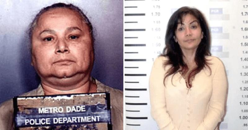 危険なダム:さまざまな麻薬カルテルの頂点にたどり着いた7人の女性