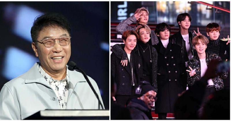 O fundador da SM Entertainment, Lee Soo-man, recebeu o crédito pelo sucesso do BTS? Veja por que os fãs querem que ele se desculpe