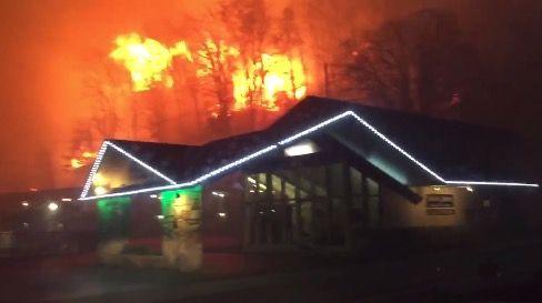 Штета од пожара у Гатлинбургу: Списак уништених предузећа и знаменитости