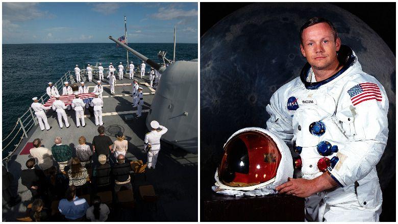 Neilas Armstrongas Mirties priežastis: kaip astronautas mirė?