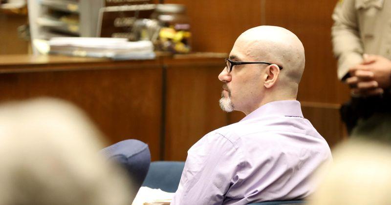 'Hollywood Ripper' Michael Gargiulo, que foi condenado pelo assassinato da ex-namorada de Ashton Kutcher enfrenta audiência de pena de morte