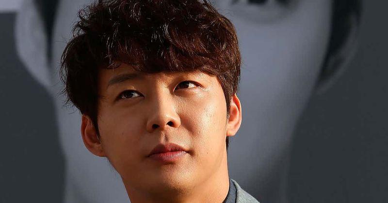 A agência do ator Park Yoo-chun de 'Rooftop Prince' termina o contrato depois que ele dá positivo para drogas