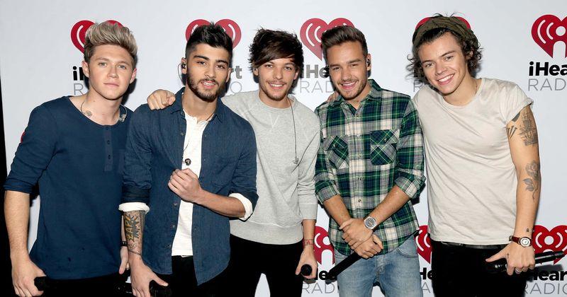 Hvorfor lykønskede One Direction-fans Harry Styles og Niall Horan, efter at Zayn-Gigi-graviditeten blev afsløret