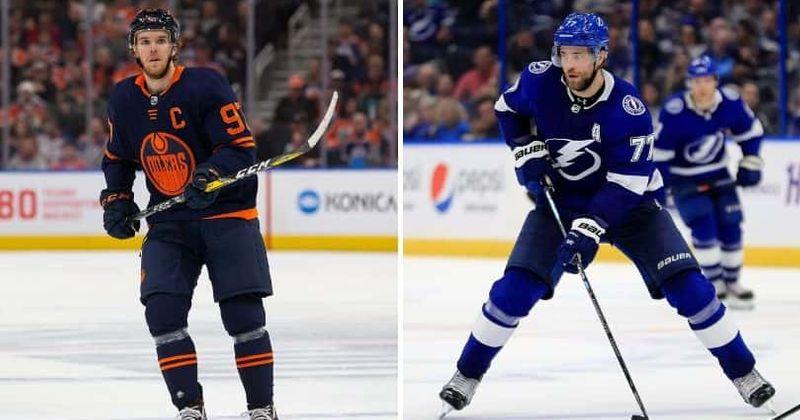 De Victor Hedman a Coonor McDavid, aqui estão os 10 jogadores MAIS QUENTES da NHL dos quais você simplesmente não consegue tirar os olhos