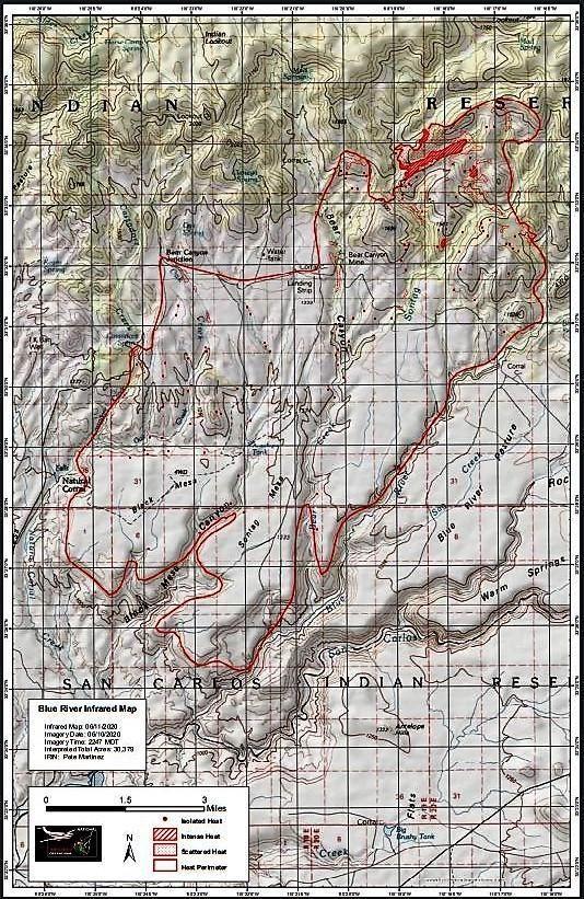 Карта пожара Аризоне: Пратите пожаре и евакуације у мојој близини данас, 11. јуна