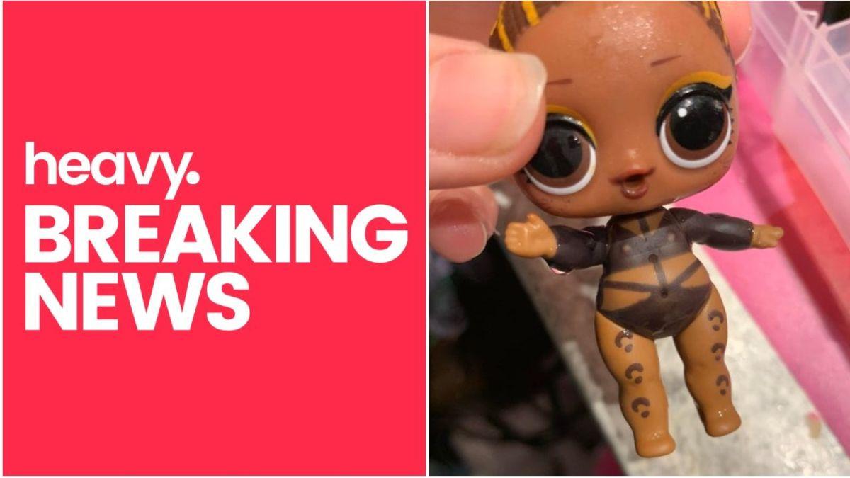 LOL. Roupas de bonecas surpresa em água gelada: pais indignados com o que foi revelado
