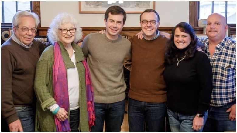 Pete Buttigiegi perekond: 5 kiiret fakti, mida peate teadma