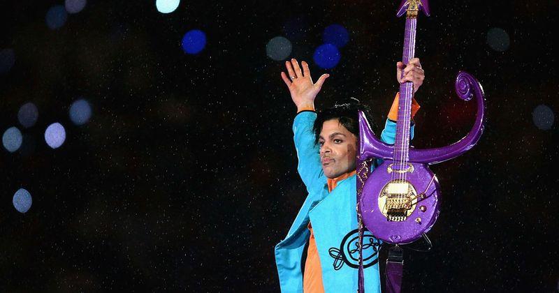 Prince ændrede sit navn til et 'uudtaleligt symbol' for at rote med sit pladeselskab