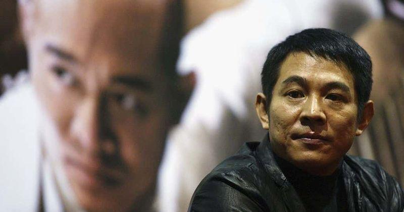 O ator de 'Os Mercenários', Jet Li, deixa os fãs preocupados com sua saúde depois que foto recente o mostra frágil