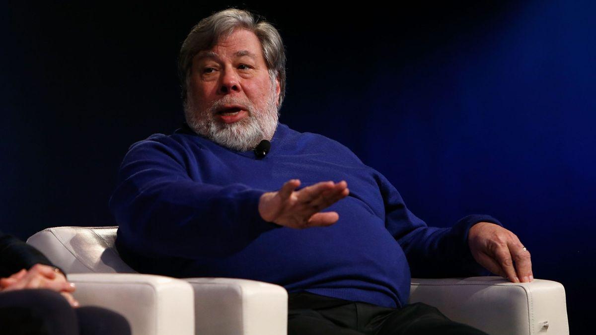 Steve Wozniak a manželka Janet nemajú koronavírus [UPDATE]