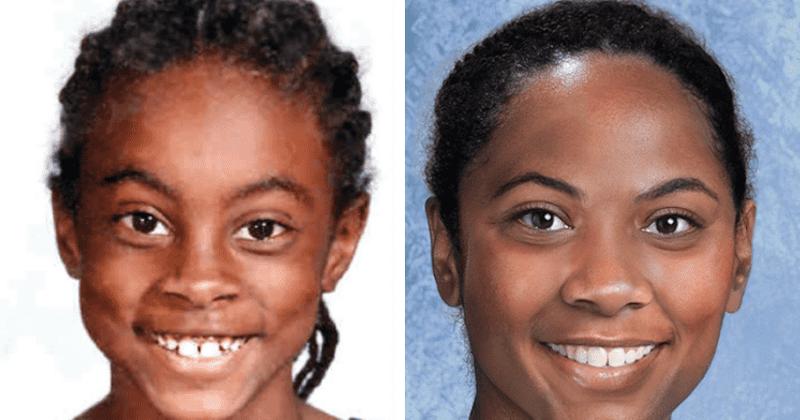 Аша дәрежесі қайда? 9 жасар Солтүстік Каролинадағы қыз 20 жыл бұрын Ғашықтар күні өзінің жатын бөлмесінен қалай жоғалып кетті