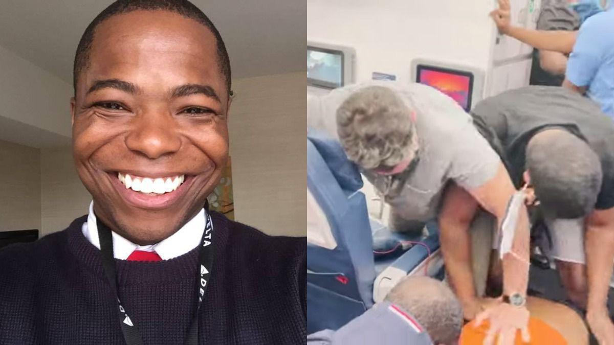 Stephon Jamar Duncan: 'Indisciplinado' comissário de bordo da Delta Airlines preso
