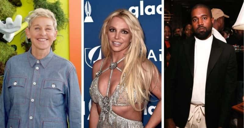 10 escândalos de celebridades que abalaram 2020: da 'anfitriã malvada' Ellen DeGeneres ao colapso do Twitter de Kanye West