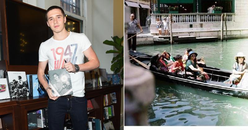 Brooklyn Beckham ridicularizado nas redes sociais por postagens supostamente 'racistas' no Instagram