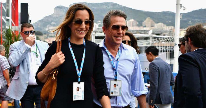 Hugh Grant, 57, casa-se com a namorada Anna Eberstein, 39, após seis anos de namoro