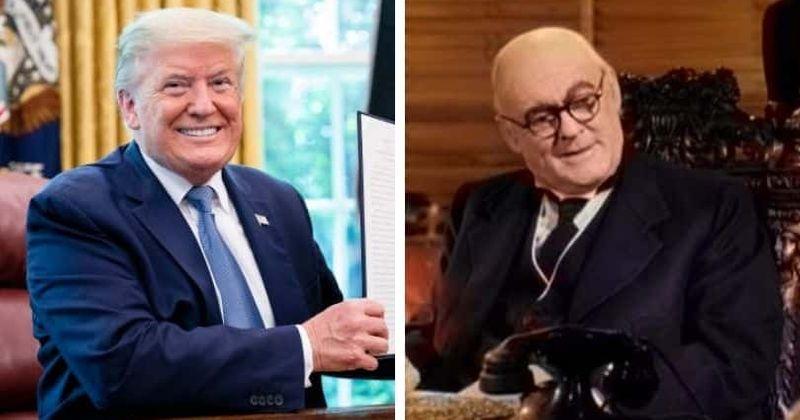 Donald Trump é o Sr. Potter de 'It's a Wonderful Life'? Internet compara os dois com verificações de estímulo em risco