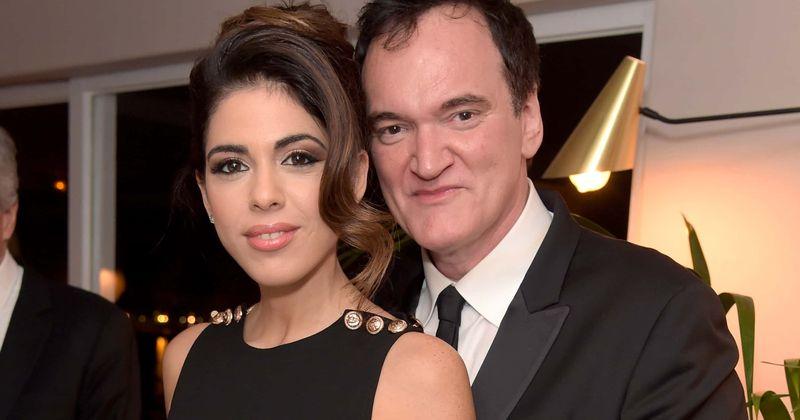 Quentinas Tarantino praneša, kad jis su žmona Daniella laukiasi pirmagimio